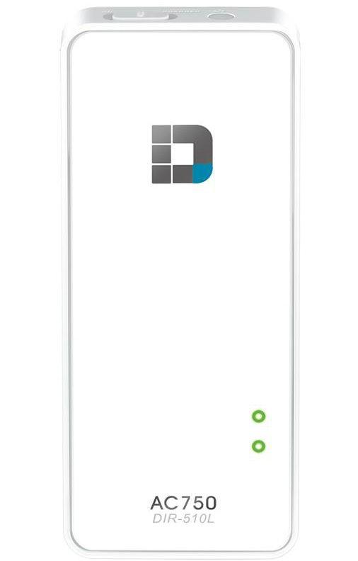 Repetidor Wi-Fi AC DAP-1520