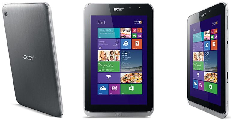Acer Iconia-W4
