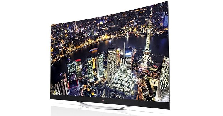 TV LG Curva Ultra HD OLED (EC9800)