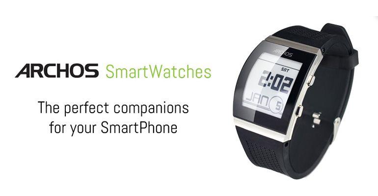 archos smartwatche