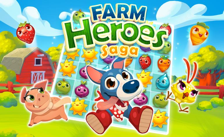 farm heroes saga ios