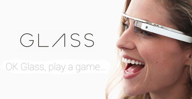 Google glass mini jogos