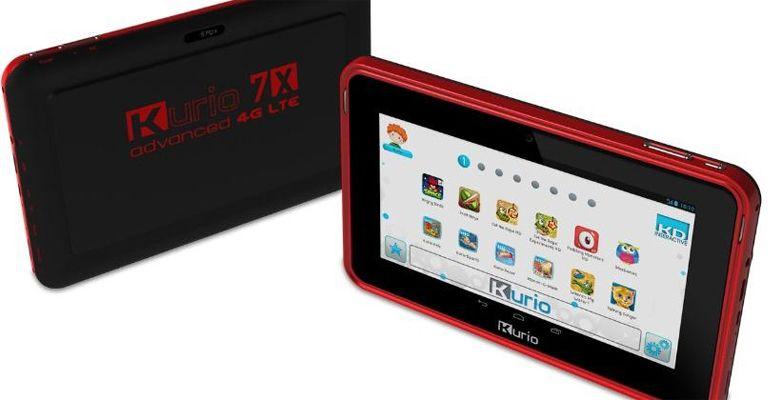 Kurio smartphone tablet crianças CES 2014