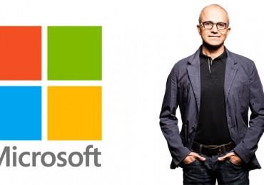 CEO Microsoft Satya Nadella