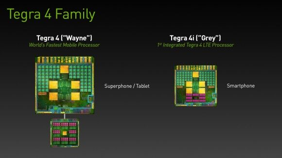 NVIDIA Tegra 4i Mobile World Congress
