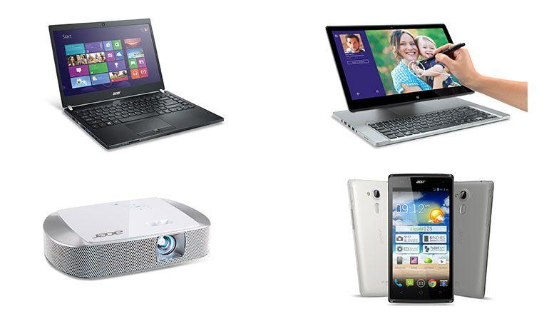 Acer recebe quatro prémios no iF Product Design Awards 2014