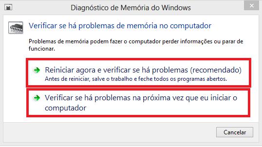 Como Testar a Memoria do seu Computador no Windows 8 passo 2