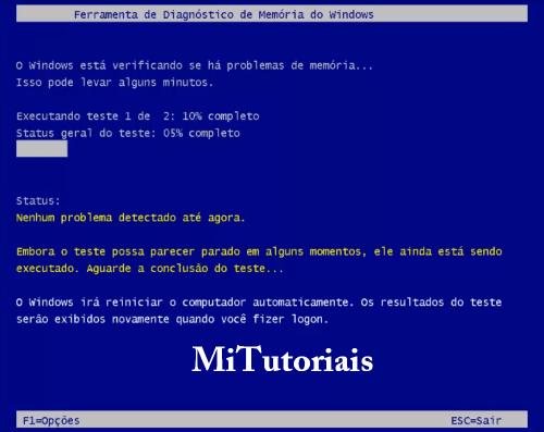 Como Testar a Memoria do seu Computador no Windows 8 passo 3