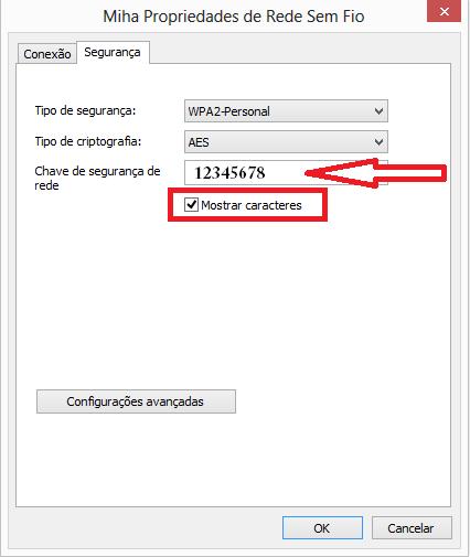 Como recuperar senha wifi 5