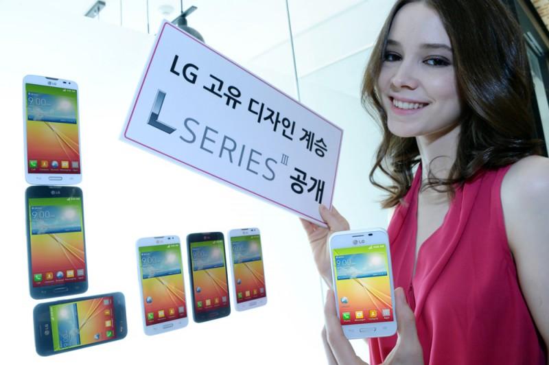 LG L Series 3
