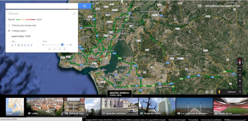 Novo Google Maps 2