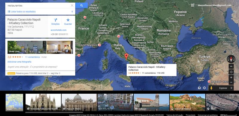 Novo Google Maps 3