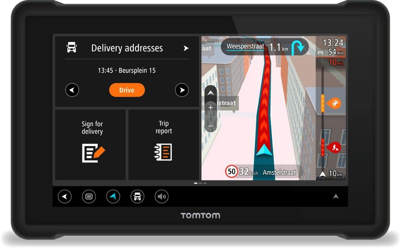 TomTom Bridge 4