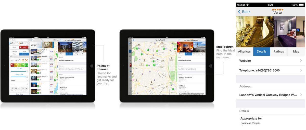 app-iOs-trivago