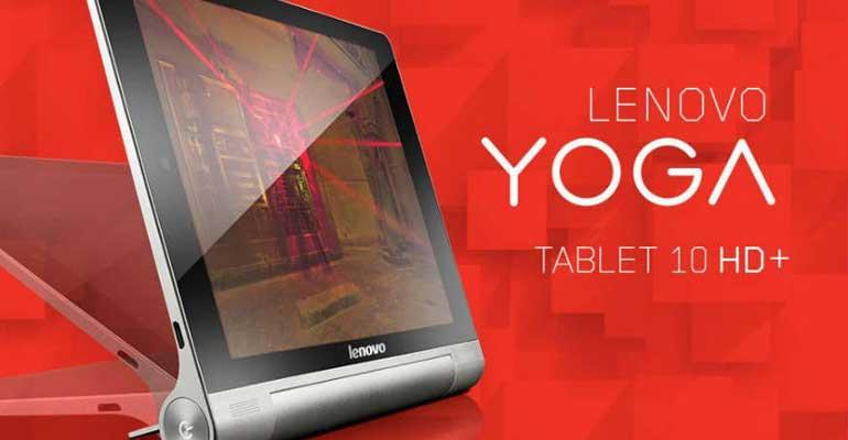 Lenovo Yoga 10 HD+ Mobile World Congress