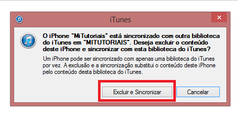 Como colocar vídeos no iPhone iPad iPod Touch com iTunes (2)