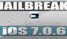 Como fazer Jailbreak iOS 7.0.6  iPhone , iPad, iPod Touch