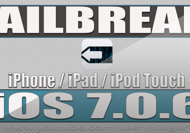 Como fazer jailbreak iOS 7.0.6  iPhone  iPad  iPod Touch 1