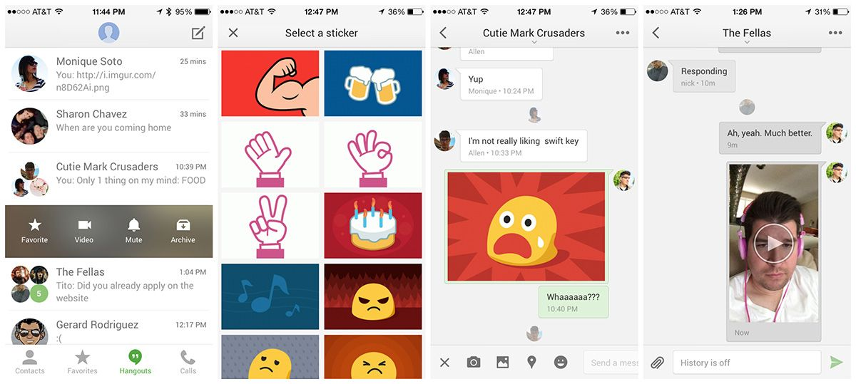 Hangouts-iOS-update-video-messages-stickers