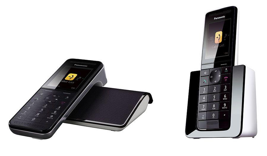 Telefones sem fios PRW110 e PRS110