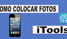 Como colocar ou exportar fotos do iPhone /iPad/ iPod Touch com iTools