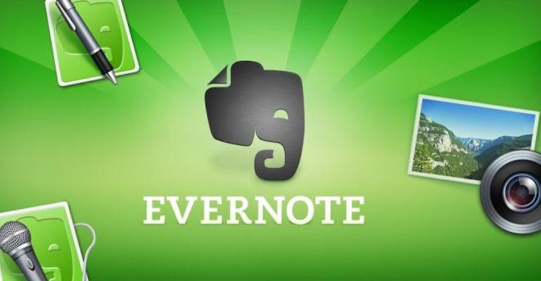 Evernote escrita manual