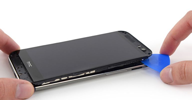 HTC One m8 iFixit