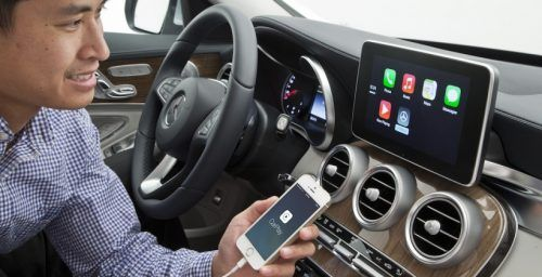 Apple Announced CarPlay Device Video apple, CarPlay, new techologies, novas tecnologias, SMS