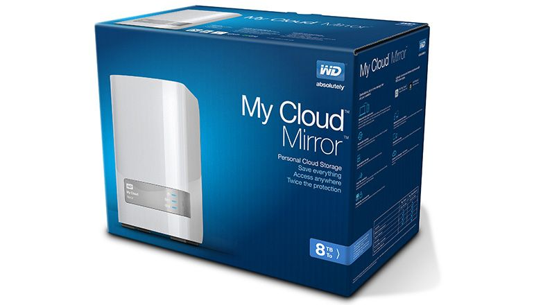 My Cloud Mirror