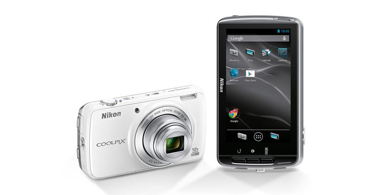 Nikon Coolpix Android