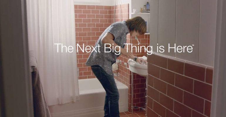 Samsung anúncio Galaxy S5