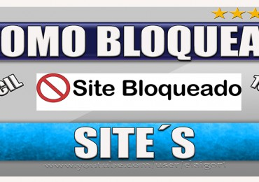Como bloquear sites sem instalar programas windows 8 BLOG