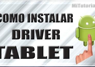 Como instalar um driver para Android