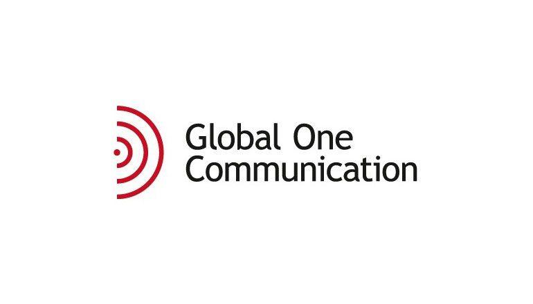 logo Global One Communication