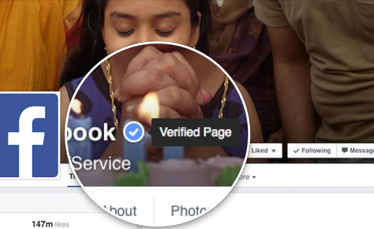 Facebook Verified Page_capa