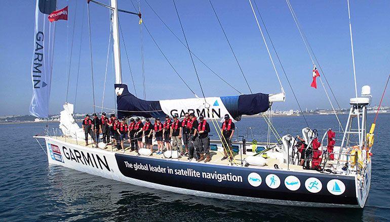 Team Garmin - Clipper Round the World