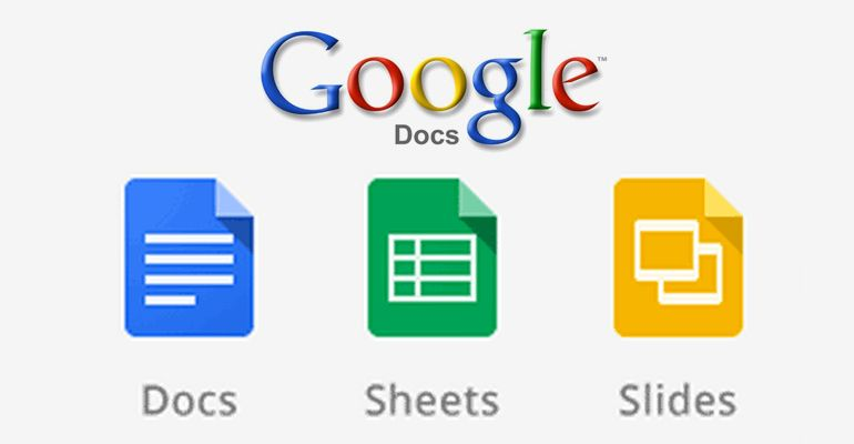 Google Docs Sheets Slides Android