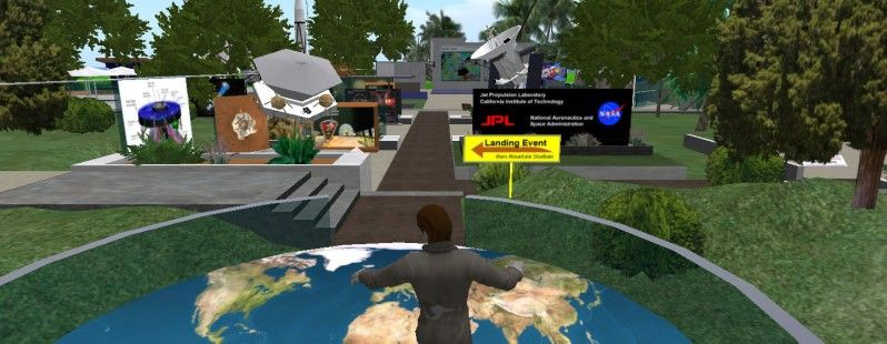 Uma nova versão do Second Life está sendo construído a partir do zero, com uma pequena ajuda do Oculus Rift