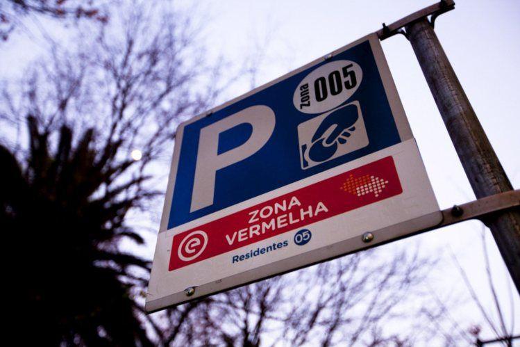 ePark smartphone Lisboa parqueamento