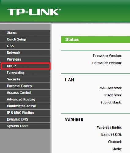 Como fixar endereço IP através da reserva no DHCP (1)