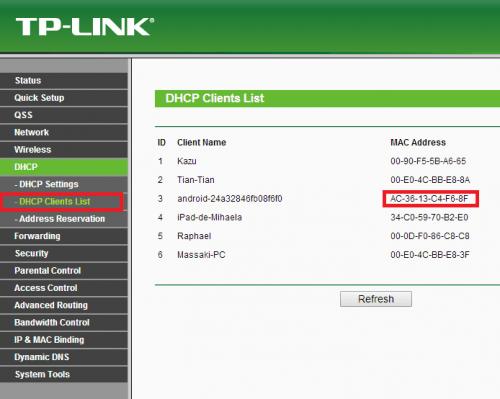 Como fixar endereço IP através da reserva no DHCP (3)