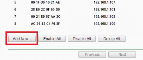 Como fixar endereço IP através da reserva no DHCP (5)