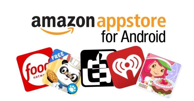 Amazon AppStore promoção