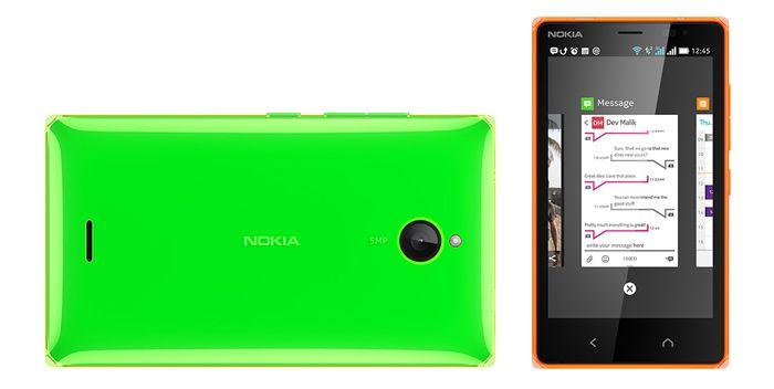 Nokia X2 Android