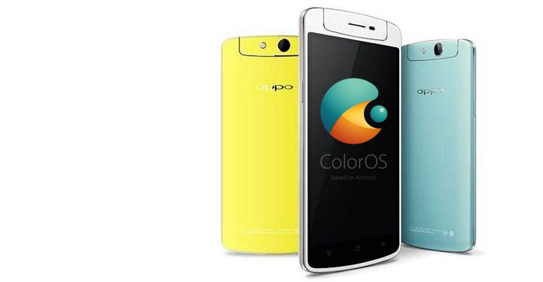 OPPO R3 Color OS