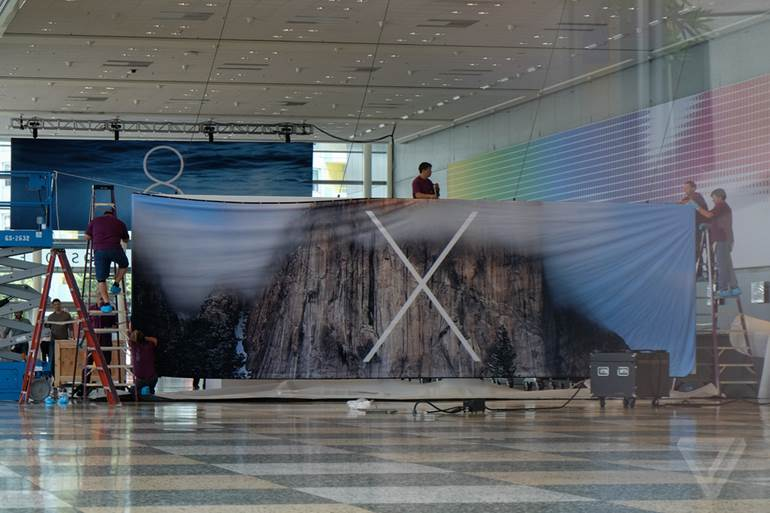 Mac OS X 10.10 poderá ser batizado de Yosemite
