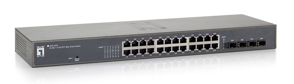 switch GES-2450 da LevelOne