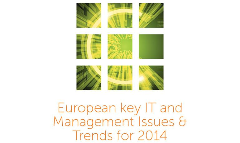 European key IT and Management Issues & Trends for 2014