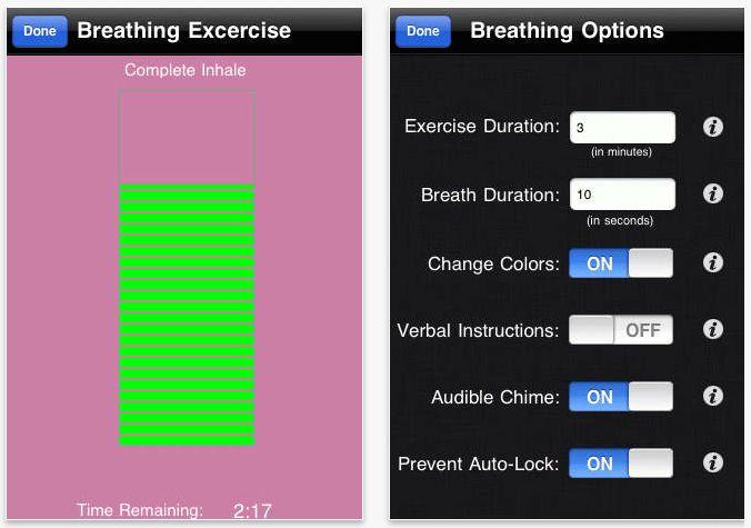 Long Deep Breathing | TecheNet | a Menina Digital