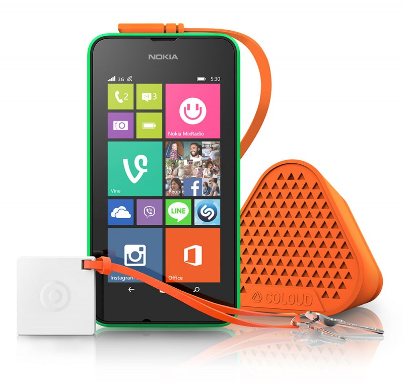 Lumia-530-With-Coloud-Bang-&-Treasure-Tag